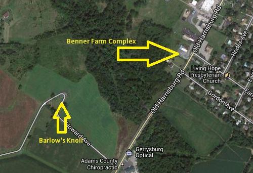 Gettysburg Off The Beaten Path Josiah Benner Farm Emerging Civil War