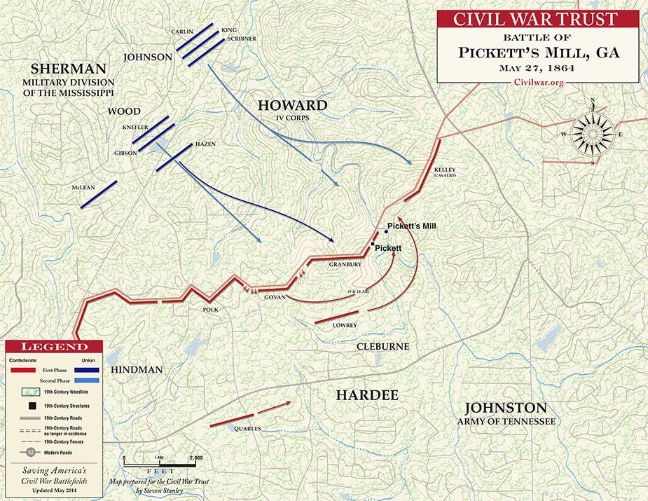 History Hides The Lies Of Our Civil War The Forgotten Battle Of