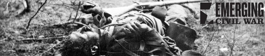 """Artillery: Chickamauga – """"The terrible roar of artillery"""